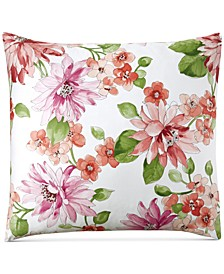 CLOSEOUT! Bouquet European Sham, Created for Macy's
