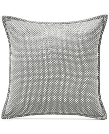 "Hotel Collection Muse 18"" x 18"" Decorative Pillow, Created for Macy's"