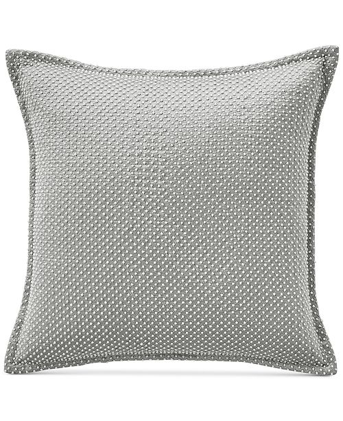 """Hotel Collection Muse 18"""" x 18"""" Decorative Pillow, Created for Macy's"""