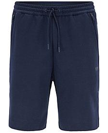 BOSS Men's Slim-Fit Jersey Sweat Shorts