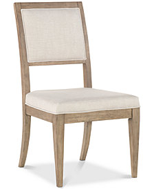 Bridgegate Upholstered Back Side Chair