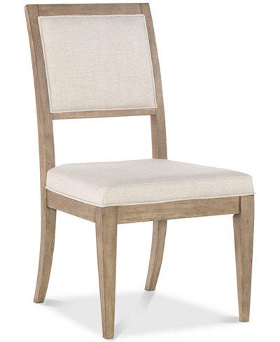 Bridgegate Upholstered Back Side Chair