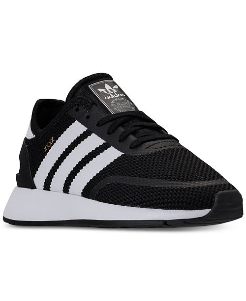 info for 4faf3 f9900 ... adidas Big Boys N-5923 Casual Sneakers from Finish ...