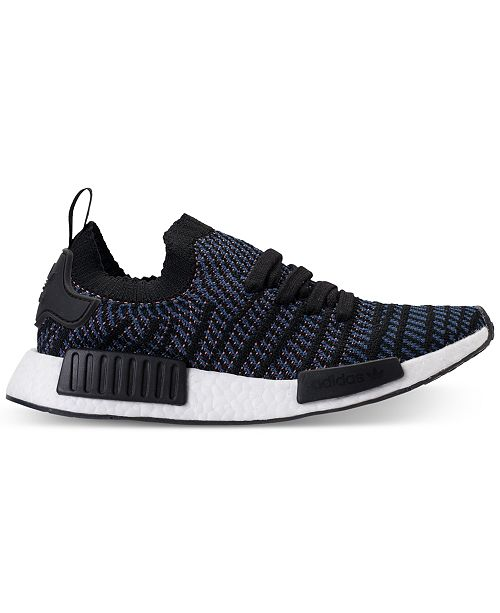 7b75bfc5180 ... adidas Women s NMD R1 STLT Primeknit Casual Sneakers from Finish Line  ...