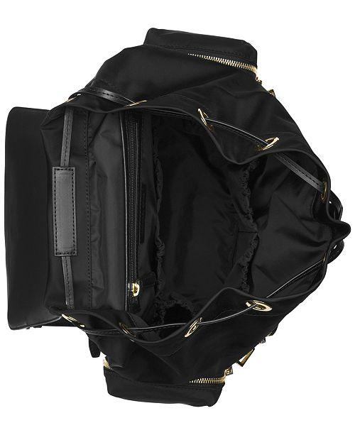 81321ed39487 Michael Kors Beacon Diaperbag Backpack   Reviews - Handbags ...