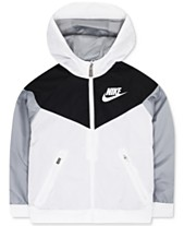 Nike Windrunner Hooded Colorblocked Jacket 145506000