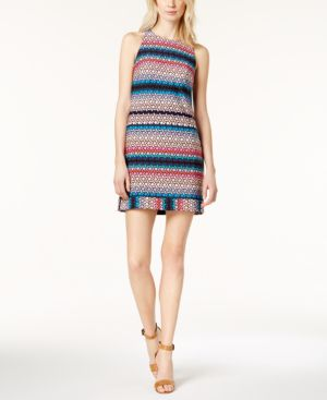 Trina Turk Macee Printed Shift Dress 5696500
