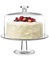 The Cellar Cake Dome & Stand, Created for Macy's