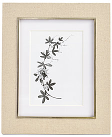 "Martha Stewart Collection Linen 5"" x 7"" Frame, Created for Macy's"