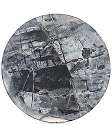 Mikasa Aiden Platinum Round Platter