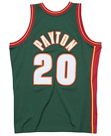 Men's Gary Payton Seattle SuperSonics Hardwood Classic Swingman Jersey