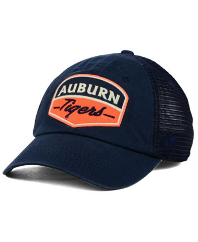 Top of the World Auburn Tigers Society Adjustable Cap