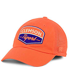 Top of the World Clemson Tigers Society Adjustable Cap