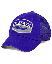 Top of the World Kansas State Wildcats Society Adjustable Cap