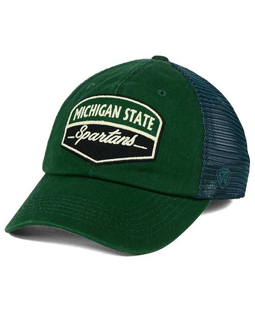 separation shoes bd3da aff75 Top of the World Michigan State Spartans Society Adjustable Cap ...