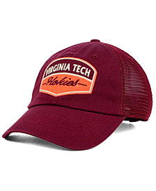 Top of the World Virginia Tech Hokies Society Adjustable Cap