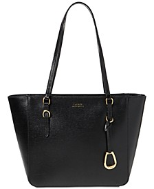 Bennington Leather Shopper
