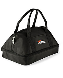 Picnic Time Denver Broncos Potluck Carrier