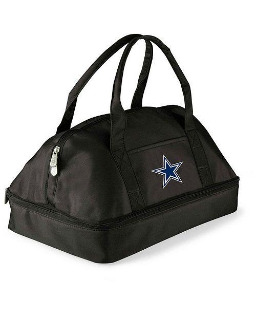 Picnic Time Dallas Cowboys Potluck Carrier