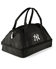 Picnic Time New York Yankees Potluck Carrier