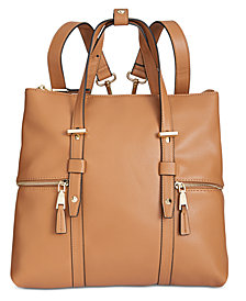 I.N.C. Haili Convertible Backpack, Created for Macy's