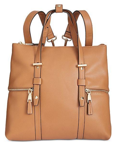 7a05fe575a INC International Concepts I.N.C. Haili Convertible Backpack ...