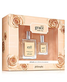 2-Pc. Pure Grace Nude Rose Gift Set, Created for Macy's