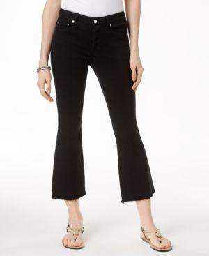 Michael Michael Kors Cropped Flare-Leg Jeans 5632688
