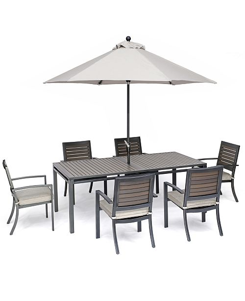 Furniture Marlough Ii Outdoor Dining