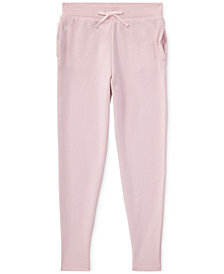 Ralph Lauren French Terry Pants, Big Girls