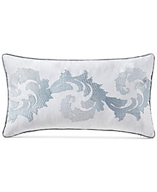 "Waterford Farrah  11"" x 20"" Breakfast Decorative Pillow"