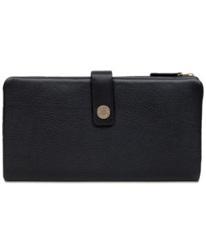 Image of Radley London Larks Wood Large Tab Leather Wallet
