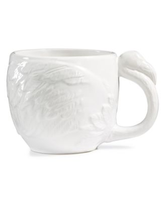 CLOSEOUT! Tropicalia Flamingo Mug, Created for Macy's