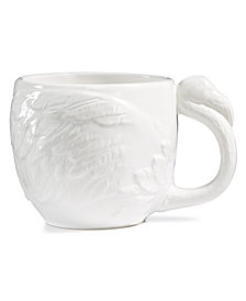 CLOSEOUT! The Cellar Tropicalia Flamingo Mug, Created for Macy's