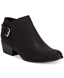 Esprit Talia Perforated Ankle Booties