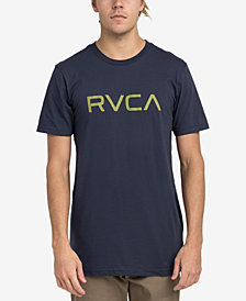 RVCA Men's Logo-Print T-Shirt
