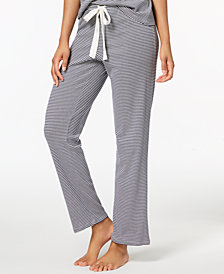 Lauren Ralph Lauren French Riviera Striped Pajama Pants
