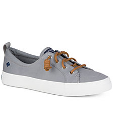 Sperry Women's Crest Vibe Lace-Up Fashion Sneakers