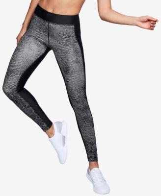 HeatGear® Printed Compression Leggings