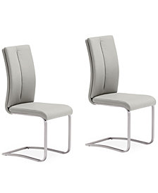 Evelen Dining Chair (Set Of 2), Quick Ship
