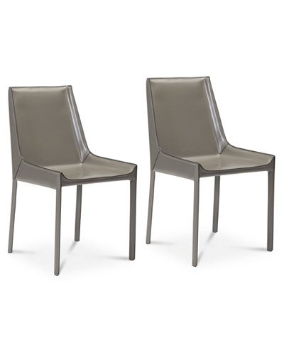 Adema Dining Chair (Set Of 2), Quick Ship