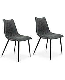 Halon Dining Chair (Set Of 2), Quick Ship