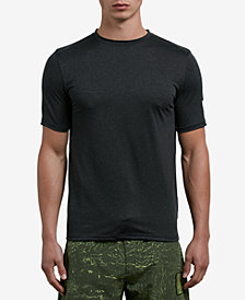 Volcom Men's Heathered Lido Rash Guard