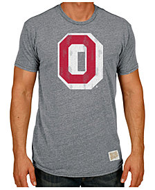 Retro Brand Men's Ohio State Buckeyes Vintage Block O T-Shirt