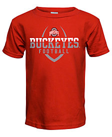 J America Ohio State Buckeyes Football Icon T-Shirt, Toddler Boys