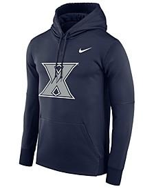 Men's Xavier Musketeers Therma Logo Hoodie
