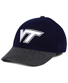 Top of the World Virginia Tech Hokies Post Stretch Cap