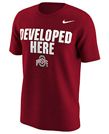 Nike Men's Ohio State Buckeyes Team Mantra T-Shirt