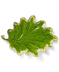 Reactive Leaves Collection Plate