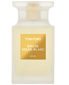 Tom Ford Eau de Soleil Blanc Fragrance Collection